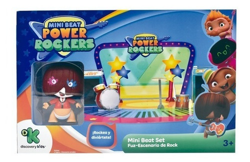 mini beat power rockers muneco y playset cod 32030 bigshop
