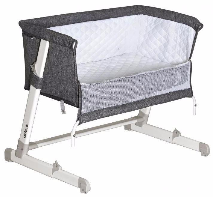 Mini ber o acoplado cama galzerano dzieco co sleeper r - Cama de coche para nino ...
