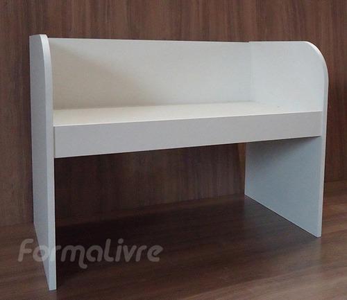 mini berço - acoplado moisés p/ lateral de cama com colchão