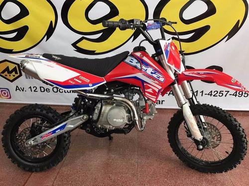 mini beta rr 125 2018 standard std 0km  999 motos
