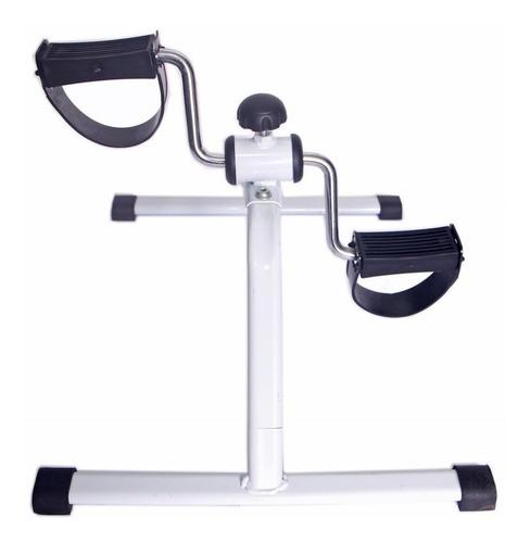 mini bike cicloergômetro exercício sentado fisioterapi pedal