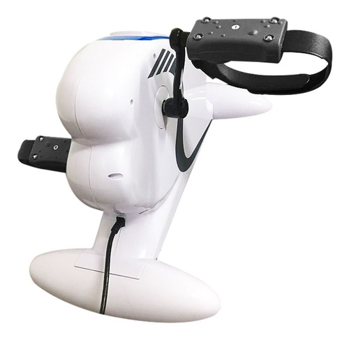 mini bike liveup elétrica exercitador de perna e braço 220v