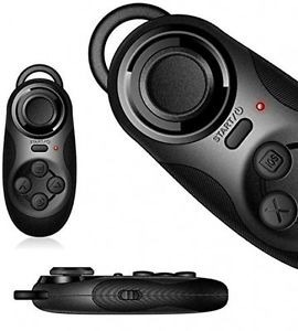 Mini Bluetooth Gamepad Controller Joystick Juegos Vr Box 550 00
