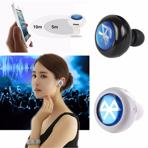 mini bluetooth manoslibres audio voz inalámbrico