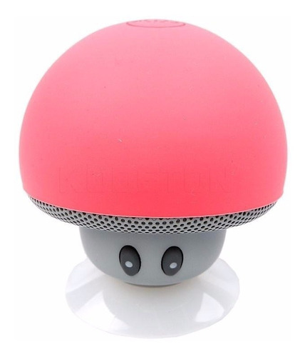 mini bocina hongo bluetooth recargable