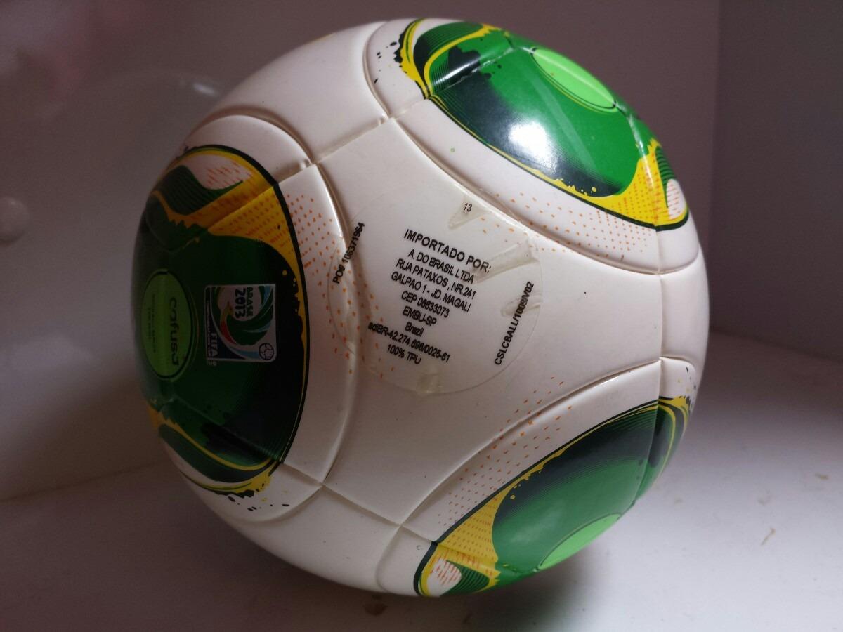 1540093f1e907 Mini Bola adidas Cafusa Copa Das Confederações