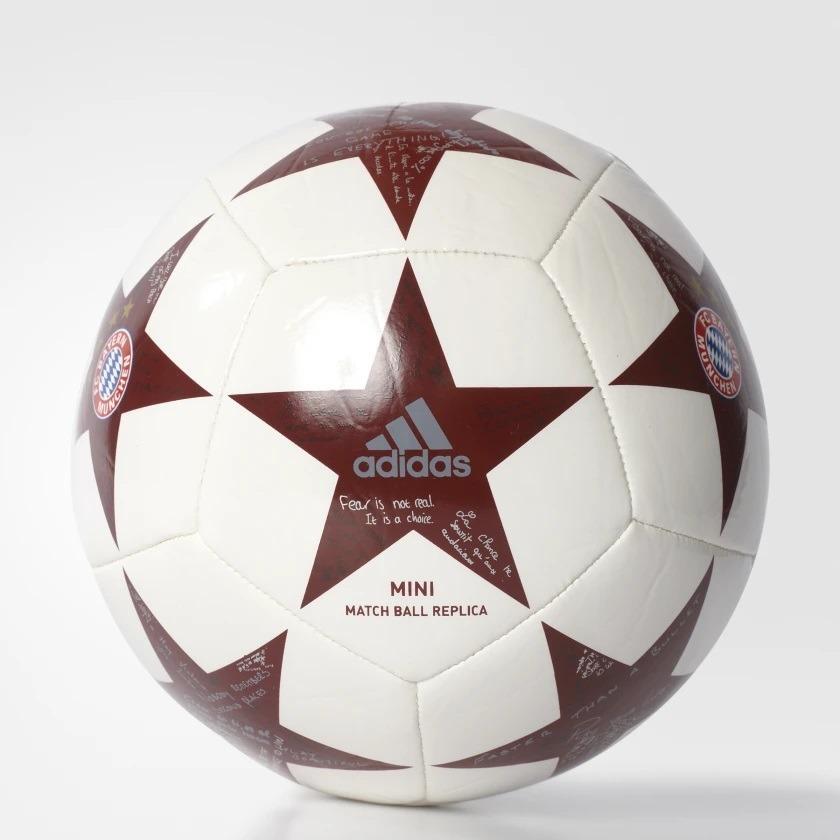 c7c8a9a3d2 mini bola adidas champions league final. Carregando zoom.