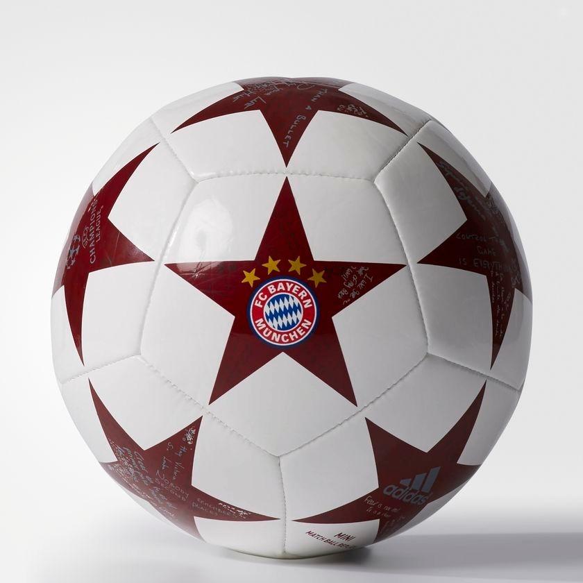 mini bola adidas final champions bayern de munique ap0399. Carregando zoom. 027de53743cdf