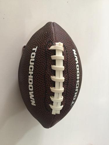 mini bola de futebol americano edição especial
