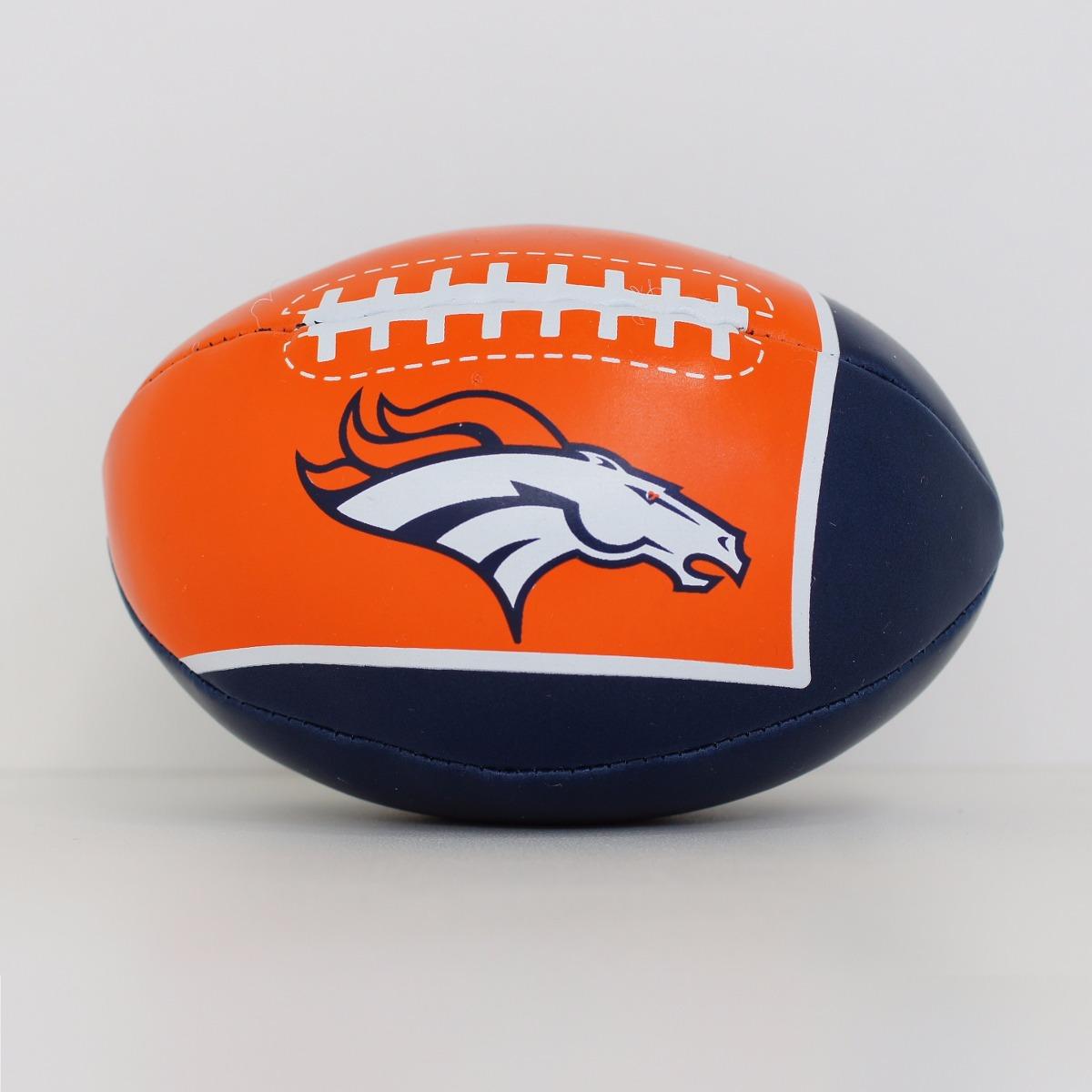 0ac6234fdd mini bola futebol americano - nfl - denver broncos. Carregando zoom.
