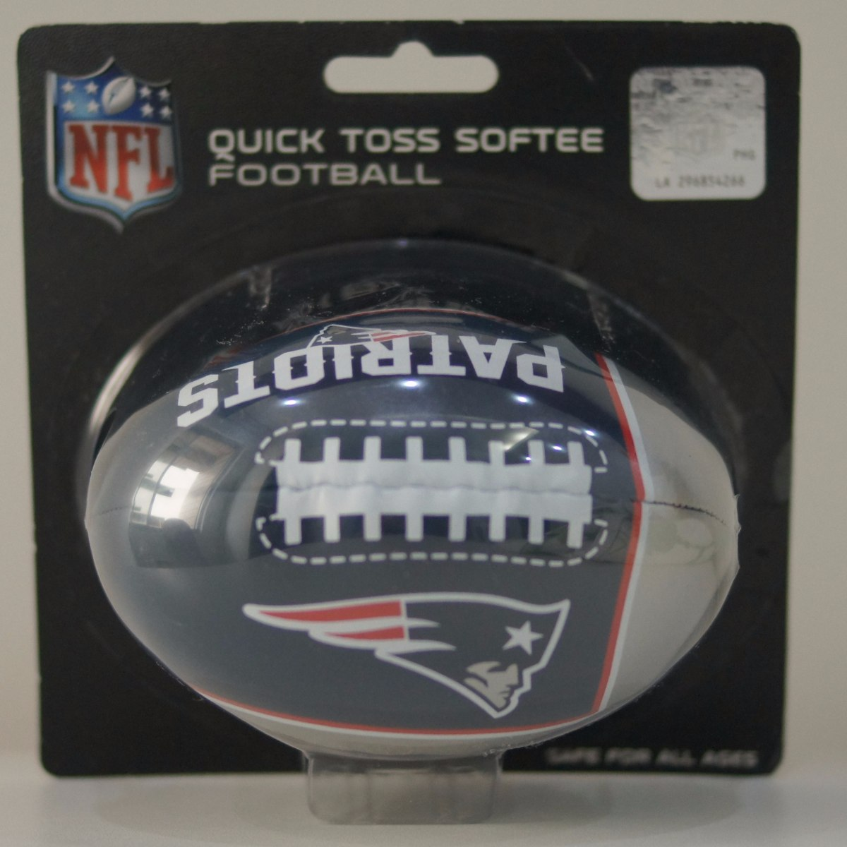 mini bola futebol americano - nfl - new england patriots. Carregando zoom. 90c5b7849e930