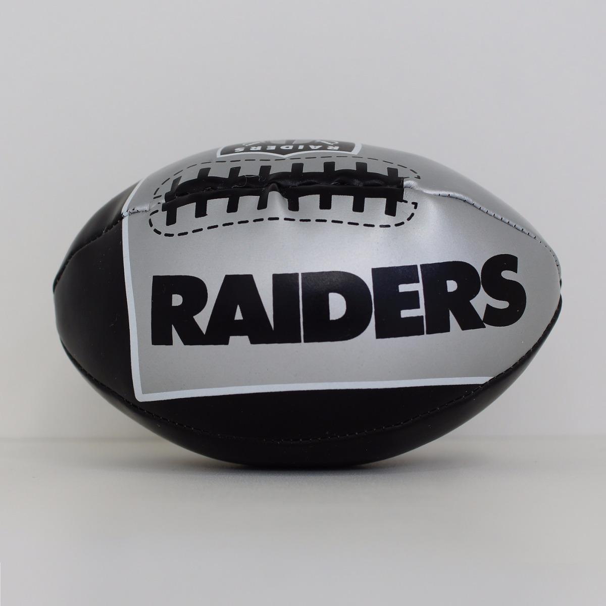 mini bola futebol americano - nfl - oakland raiders. Carregando zoom. 53ffb3062d45e