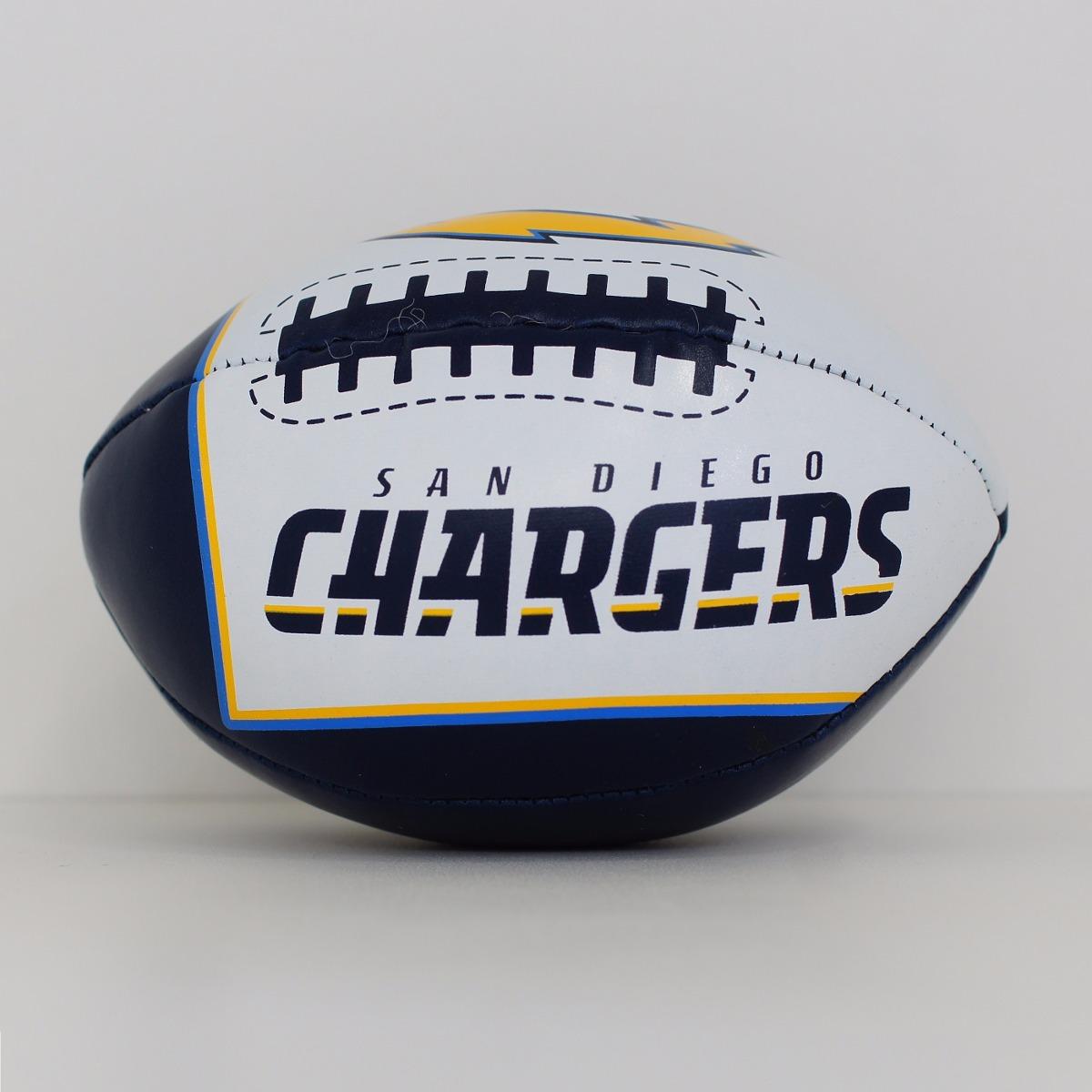 db19f64d4 Mini Bola Futebol Americano - Nfl - San Diego Chargers - R  49