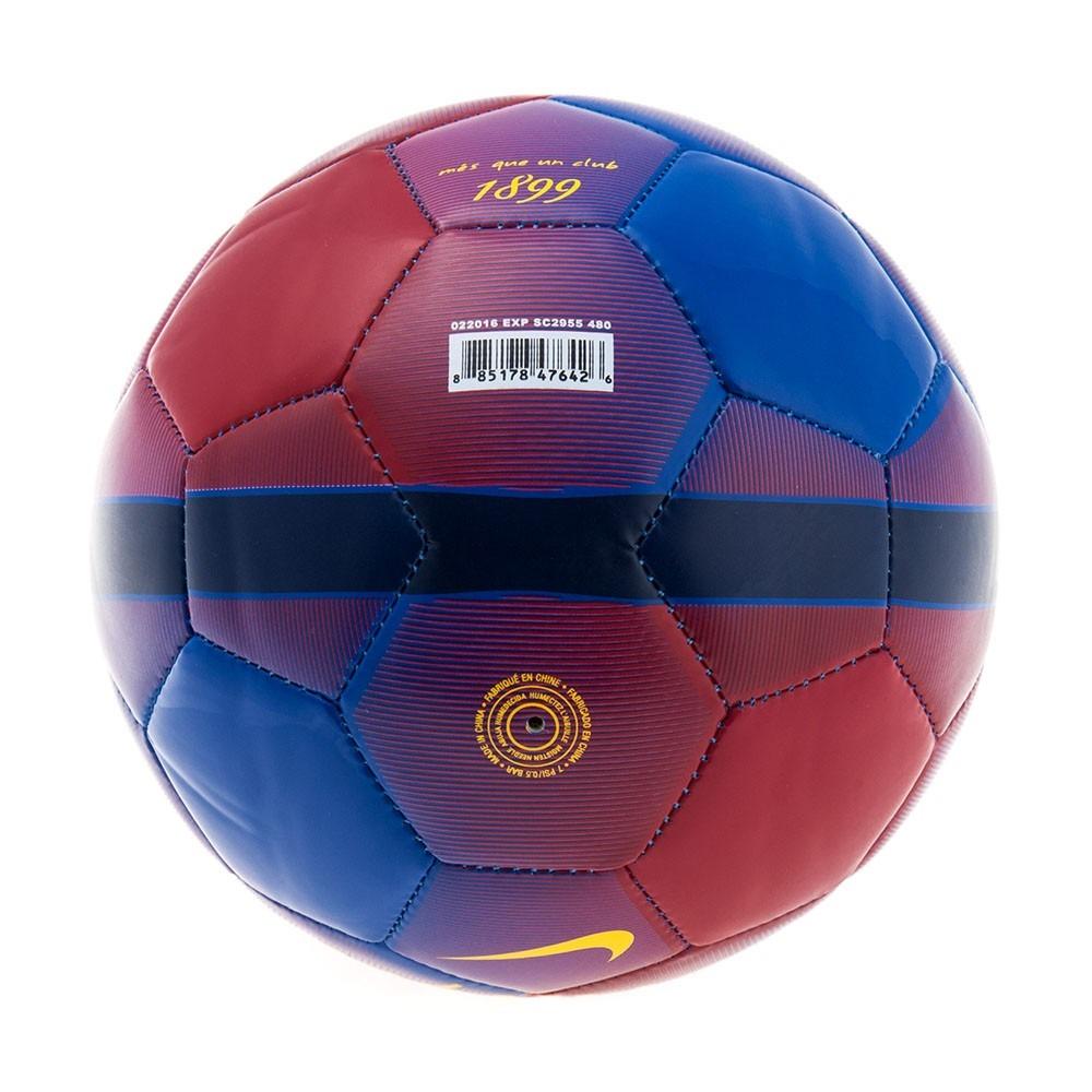 mini bola nike skills fc barcelona original + nf tênis preto. Carregando  zoom. 489d17b315cc9