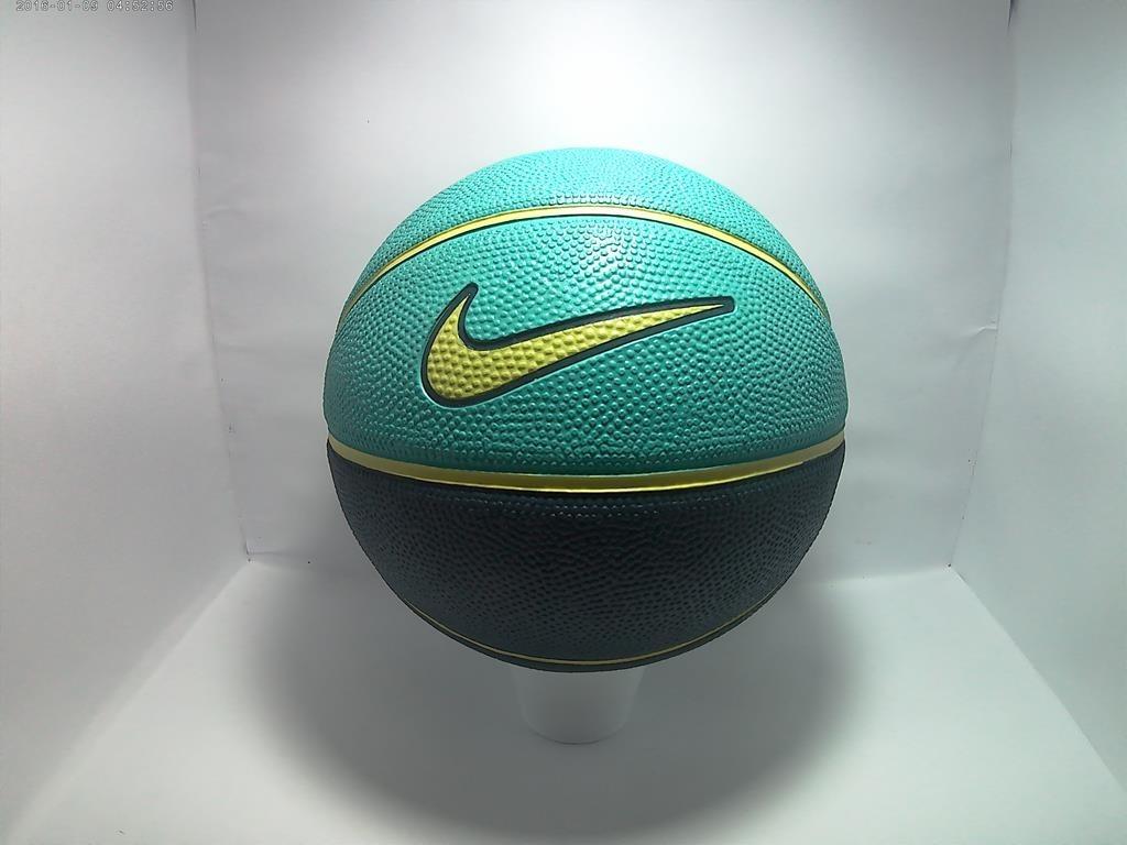 mini bola nike swoosh basquete verde. Carregando zoom. d78072d710cc7
