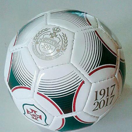 mini-bola - portuguesa santista - centenário