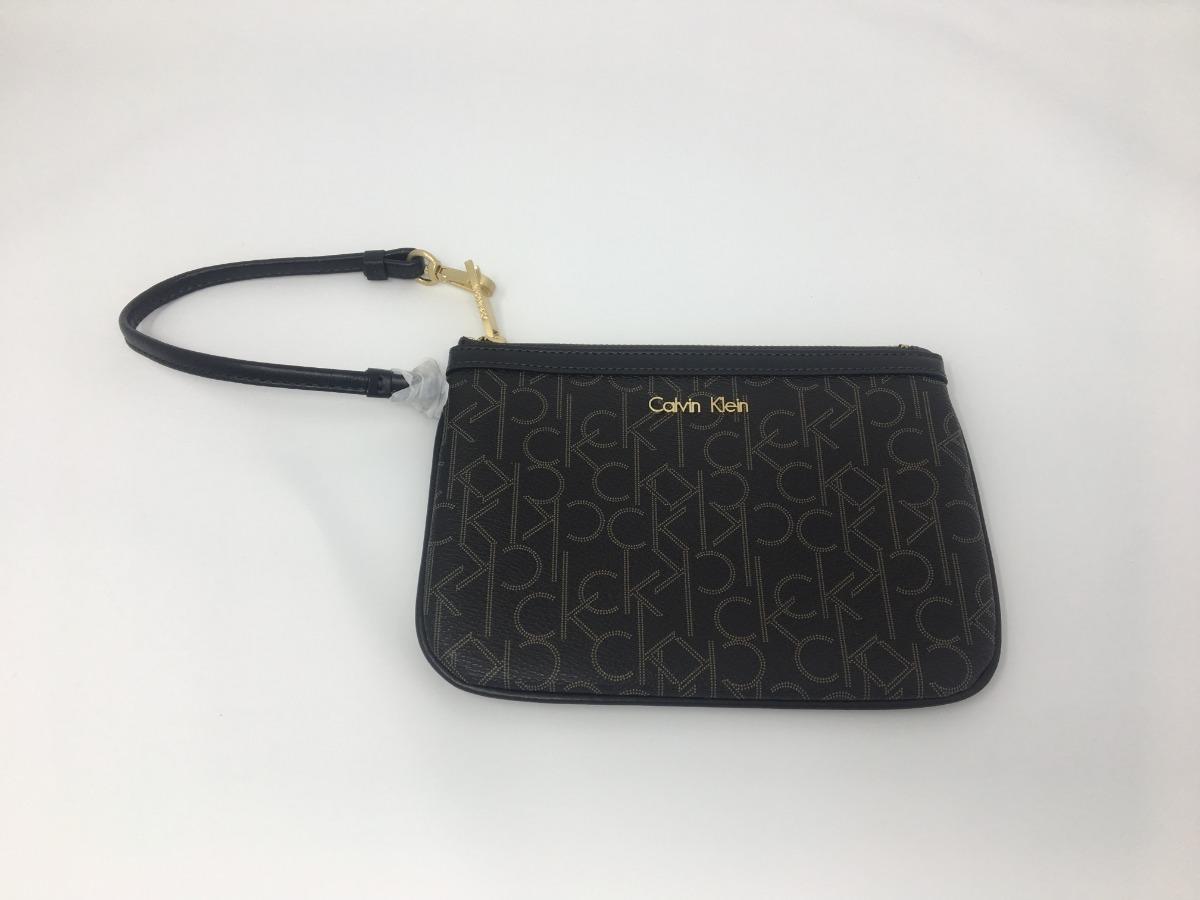 0d766a0e5 Mini Bolsa De Mão Calvin Klein Original - R$ 199,90 em Mercado Livre