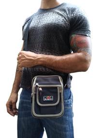 2b6105aa7 Bolsa Masculina Pequena Tiracolo - Calçados, Roupas e Bolsas no Mercado  Livre Brasil
