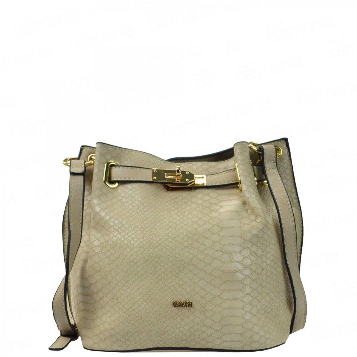 2b1347e23 Mini Bolsa Saco Transversal Gash - Catmania - R$ 79,90 em Mercado Livre