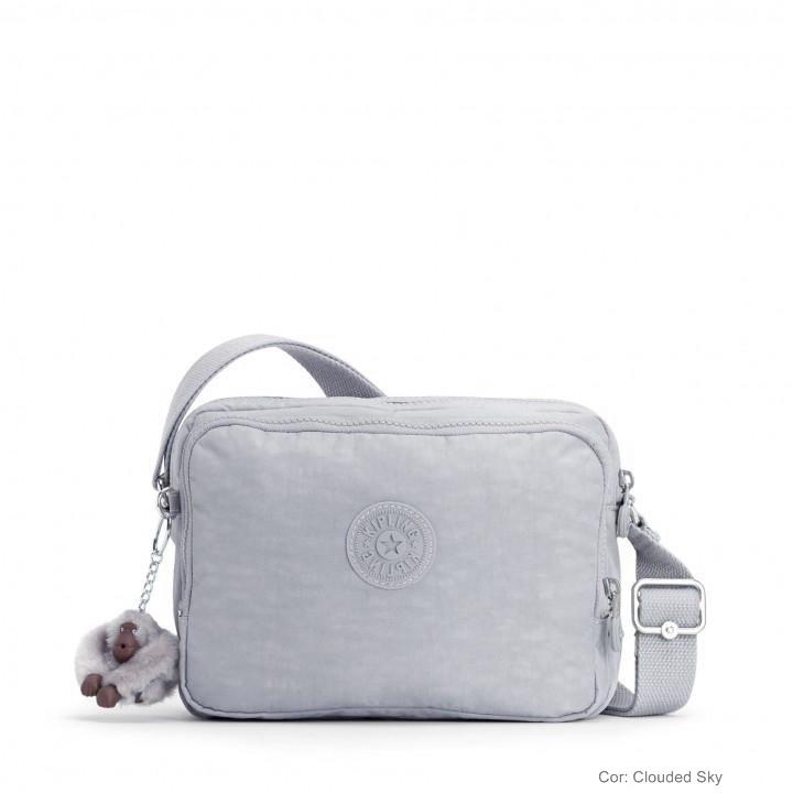 47b1f0c46 Mini Bolsa Transversal Kipling Silen - K70129 - Original - R$ 549,00 em  Mercado Livre