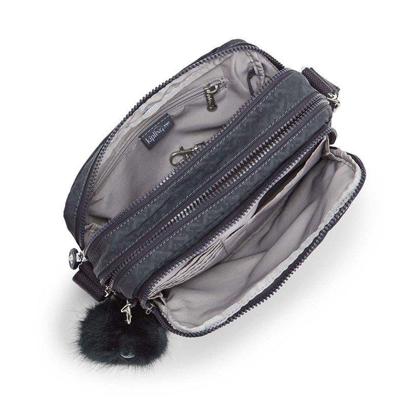 8cf1c2d74 Mini Bolsa Transversal Silen Night Blue Emb Kipling - R$ 729,00 em ...