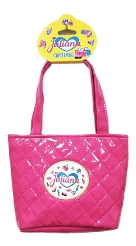 mini bolso cartera matelasse original juliana 070