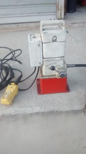 mini bomba hidráulica elétrica 110v.   700bar,. 10.000psi,