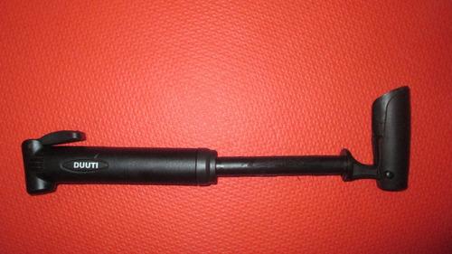 mini bomba portatil para bicicleta