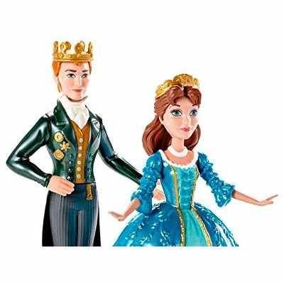 mini boneca disney - sofia e família real - mattel