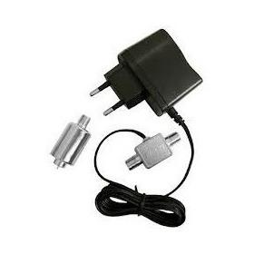 Mini Booster Amplif 40 Db Uhf Pqbt 4000 Proeletronic Bivolt