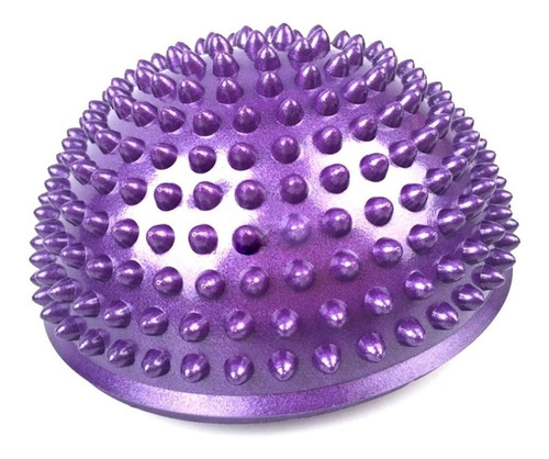 mini bosu media esfera c/ pinches propiocepción estimulacion