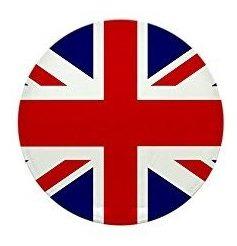 Mini Boton Bandera Inglesa Britanica Hd - $ 1,257.99 en Mercado Libre