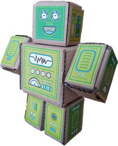 mini bots para donar - ondulé duplica tu donación