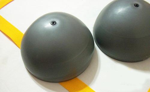 mini bozu, semiesfera de goma 15 cm