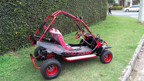 mini buggy fapinha partida elétrica