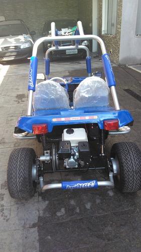 mini buggy fapinha partida elétrica automatico