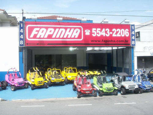 mini buggy gt - special  - fapinha