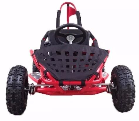 mini buggy - kart elétrico 1000w - dsr!