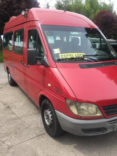 mini bus escolar