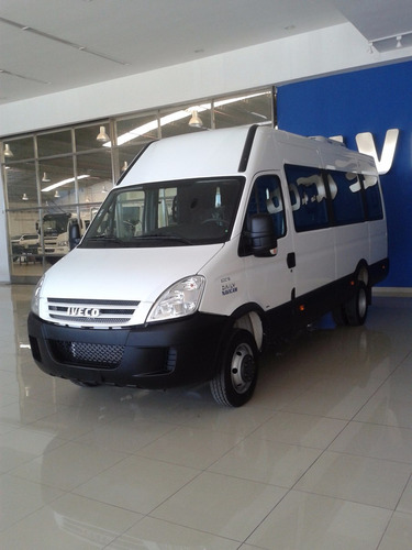 mini bus iveco daily 50c1719+1
