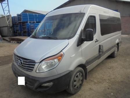 mini bus jac 34-17-802