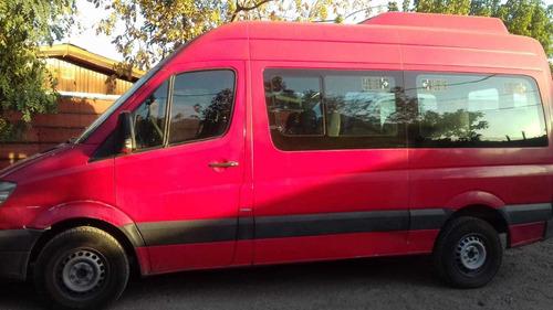 mini bus mercedes benz sprinter