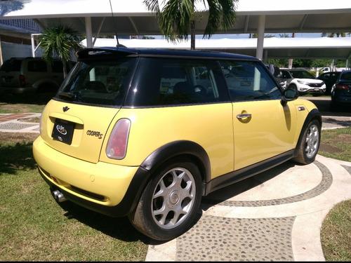 mini c.1.6 s chili 6vel aa tela/  2006 (no convertible)