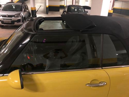 mini cabrio 1.6 s turbo