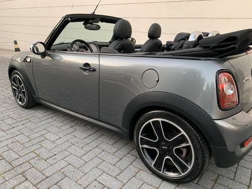 mini cabrio cabrio 1.6 s