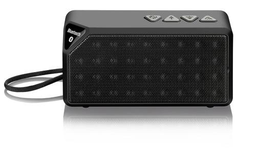 mini caixa caixinha de som portatil bluetooth usb mp3 fm sd