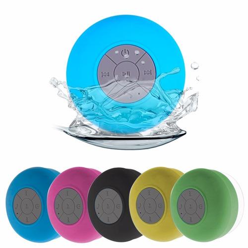 mini caixa de som resistente a água bluetooth piscina banho