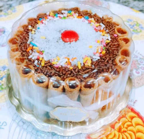 mini cake torta regalo chocolate