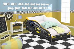 6fdd8cf65a Cama Infantil Carro Batman - Todo para o seu Quarto no Mercado Livre Brasil