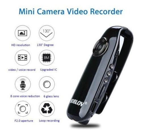 mini camara de acción deportiva dvr 12mp 1080p usb clip